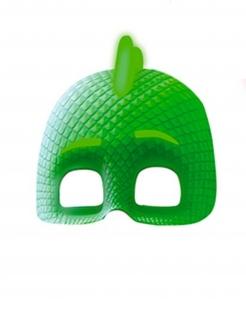 PJ Masks™-Maske für Kinder mit Süßigkeiten Gecko grün