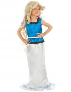 Falbala™-Kostüm für Mädchen Asterix und Obelix™ blau-weiss