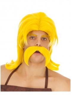 Automatix-Accessoireset Perücke und Bart Asterix und Obelix™ blond