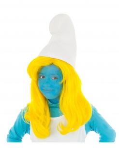 Schlumpfine™-Perücke Die Schlümpfe™ Kostüm-Accessoire gelb