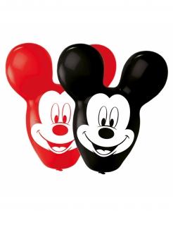 Mickey Maus™-Luftballons Partydeko 4 Stück bunt 55,8cm