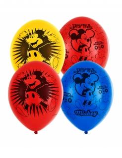 Mickey Maus™-Luftballons Partydeko 6 Stück bunt 27,5cm
