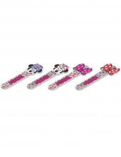 Minnie Maus™-Nagelfeile Accessoire 4 Stück pink