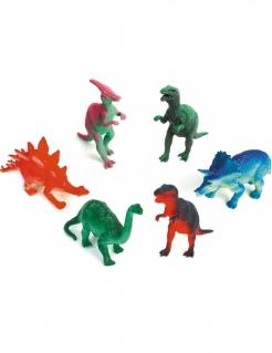 Dinosaurier-Figur für Pinata bunt 10cm