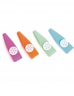Kazoo Piñata-Accessoire bunt 7,3cm