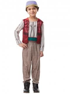 Aladdin™-Verkleidung für Kinder bunt