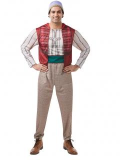 Aladdin-Kostüm für Herren bunt