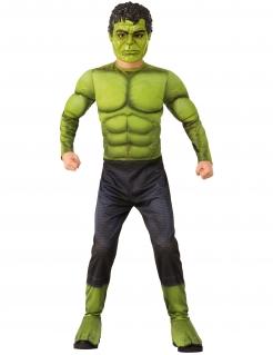 Der unglaubliche Hulk™ Kinder-Kostüm Infinity War™ grün-schwarz