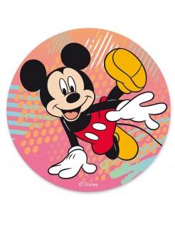 Mickey Maus™-Kuchenplatte Kuchendeko bunt 20cm