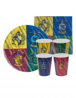 Harry Potter™-Geburtstagsset Tischdeko-Set 37-teilig bunt