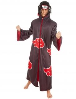 Itachi-Kostüm Naruto™-Lizenzkostüm für Herren Akatsuki