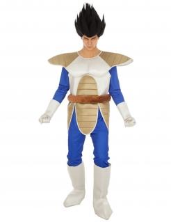 Vegeta™-Kostüm für Herren Dragon Ball™ blau-beige
