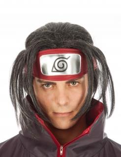 Itachi-Perücke Naruto™-Lizenzartikel Kostüm-Accessoire