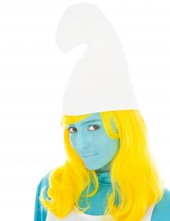 Schlumpfine™-Mütze für Damen Accessoire weiss