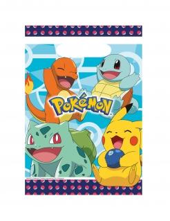 Pokémon™-Geschenktüten 8 Stück bunt