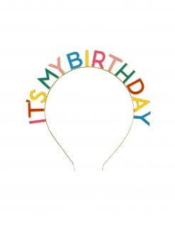 """Geburtstags-Haarreif für Erwachsene """"It"""