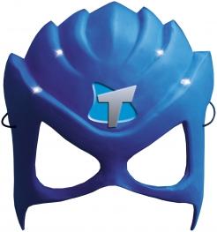 Toby™-Maske für Kinder Mega Mindy™ Maske blau