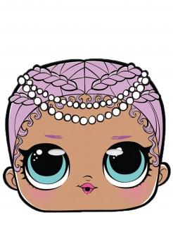 LOL Surprise™-Pappmaske Merbaby™ für Mädchen bunt