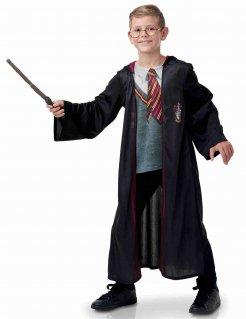 Harry Potter™ Kinderkostüm mit Zubehör bunt