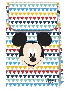 Mickey Maus™ Premium-Geschenktüten 6 Stück bunt 21x13cm