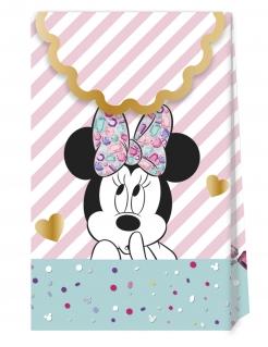 Minnie™-Geschenktüten 6 Stück unt 21x13cm