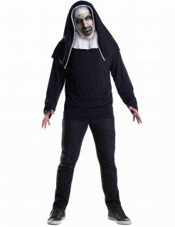 The Nun™ Maske Halloween-Maske Geisternonne bunt