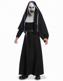 The Nun™ Filmkostüm für Damen schwarz-weiss-braun