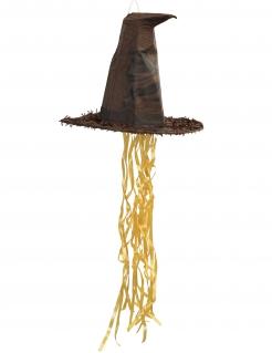 Harry Potter™-Piñata Der sprechende Hut Deko braun 45cm