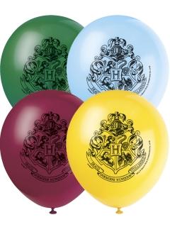 Harry Potter™-Ballons Partydeko 8 Stück bunt 30cm