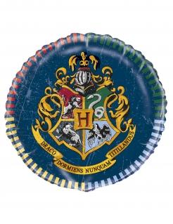 Harry Potter™-Luftballon Aluminiumballon Hogwarts Partydeko bunt 45cm