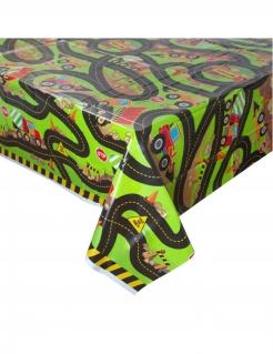 Tischdecke Baustelle Tischdeko 137x213cm