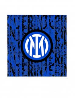 Inter-Mailand™-Partydeko Papierservietten 20 Stück 33 x 33 cm