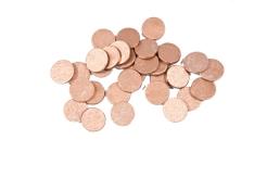 Tischkonfetti bronze 1,2 cm 10 g