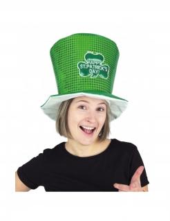 St. Patrick's Day Partyhut grün