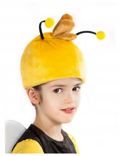 Willi-Kopfbedeckung Biene Maja™-Lizenzartikel gelb