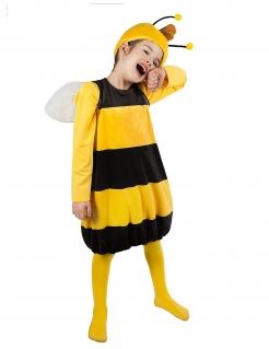 Biene Maja™-Strumpfhose für Kinder Accessoire gelb