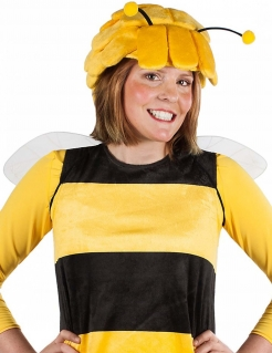 Biene Maja™-Flügel Bienenflügel für Erwachsene weiss