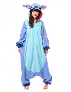 Stitch™-Kostüm Kigurumi™ Lilo und Stitch™ blau