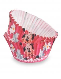 Minnie Maus™ Cupcake-Formen 50 Stück bunt 7 cm
