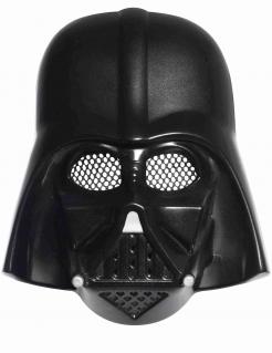 Darth Vader™-Vintagemaske Star Wars™ schwarz