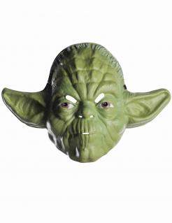 Yoda™-Halbmaske für Erwachsene Star Wars™ grün