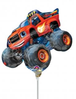 Aluminium-Luftballon Blaze und die Monster-Maschinen™ bunt 20 x 25 cm