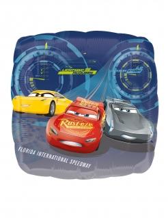 Cars 3™ Aluminiumballon bunt 43 x 43 cm