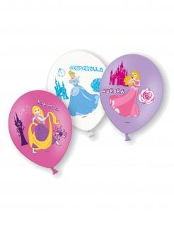 Disney Prinzessinnen™ Latexballons 6 Stück bunt 28 cm