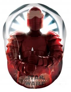 Elite-Prätorianergarde Aluminiumballon Star Wars Die letzten Jedi™ bunt 48 x 66 cm