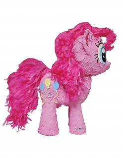My Little Pony™-Piñata Pinkie Pie Geburtstags-Deko pink 47 x 40 cm