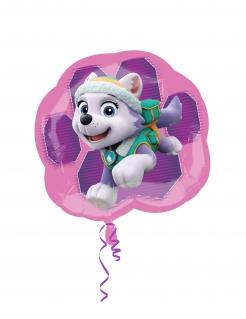 Everest-Luftballon Paw Patrol™ Deko rosa-weiss 63 x 58 cm