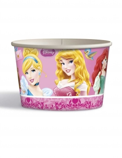 Disney Prinzessinnen™ Eisbecher 8 Stück bunt 270 ml