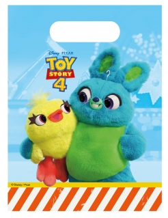 Toy Story 4™-Geschenktüten 6 Stück bunt