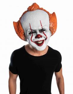 Pennywise-Maske Es™-Maske in Übergröße weiss-orange
